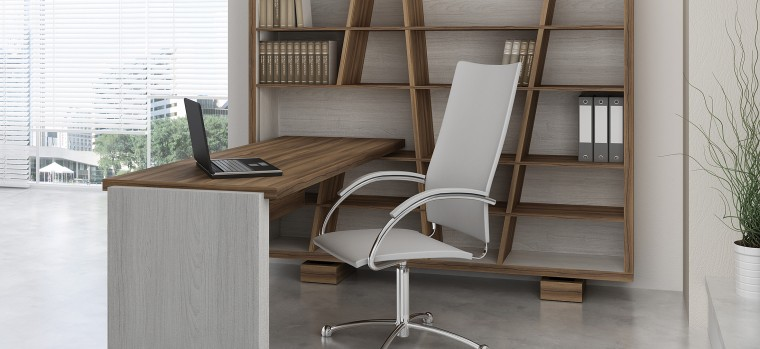 Linha Formatto - Home Office - RS Design